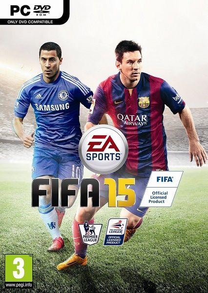 FIFA 15 Crack (2015)