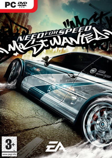 Need for Speed Most Wanted: Black Edition (2005) RePack