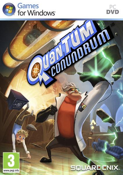 Quantum Conundrum (2012) RePack