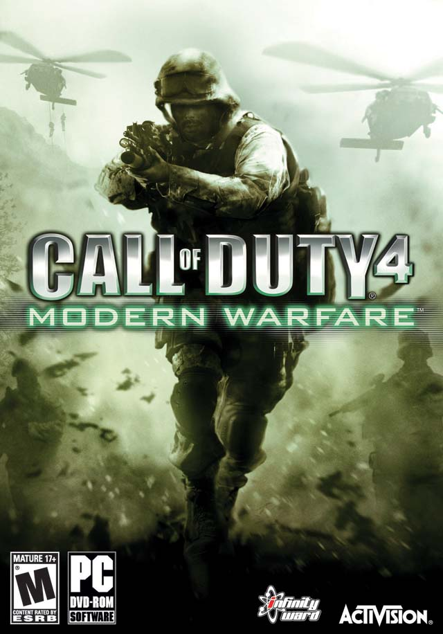 Call of Duty 4: Modern Warfare (2007) RePack