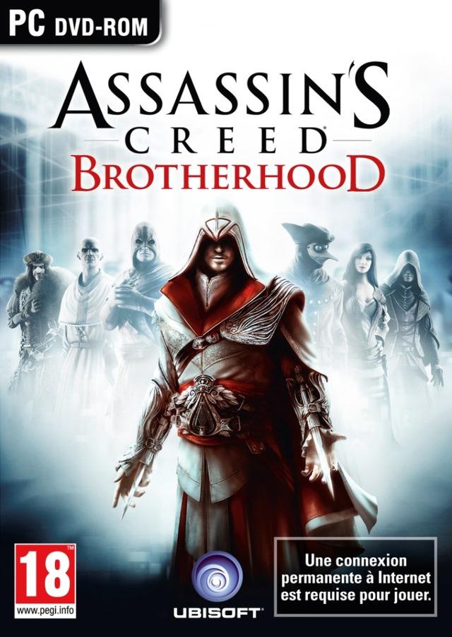 Assassin's Creed: Brotherhood (2010) RIP