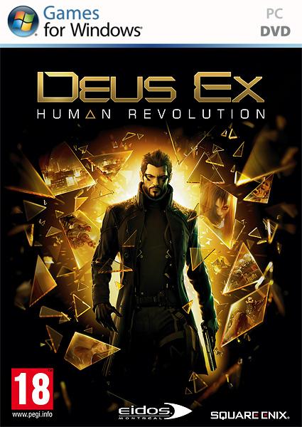 Deus Ex: Human Revolution - Director's Cut Edition (2013) RePack