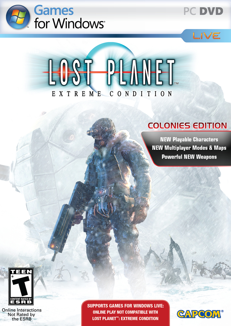 Lost Planet: Extreme Condition Colonies Edition (2008) RePack