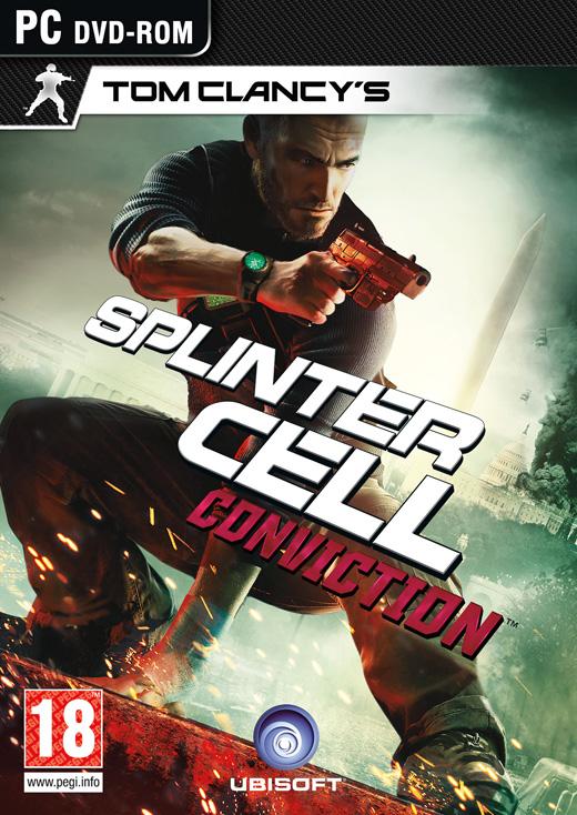 Tom Clancy's Splinter Cell: Conviction (2010)