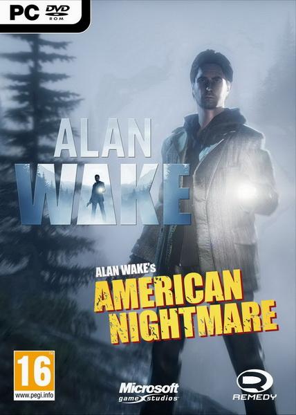 Alan Wake Dilogy (2012) RePack