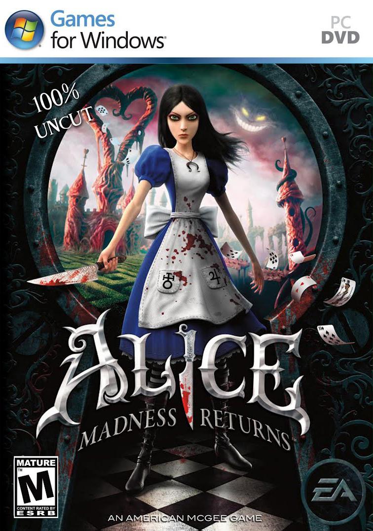 Alice: Madness Returns (2011) RePack