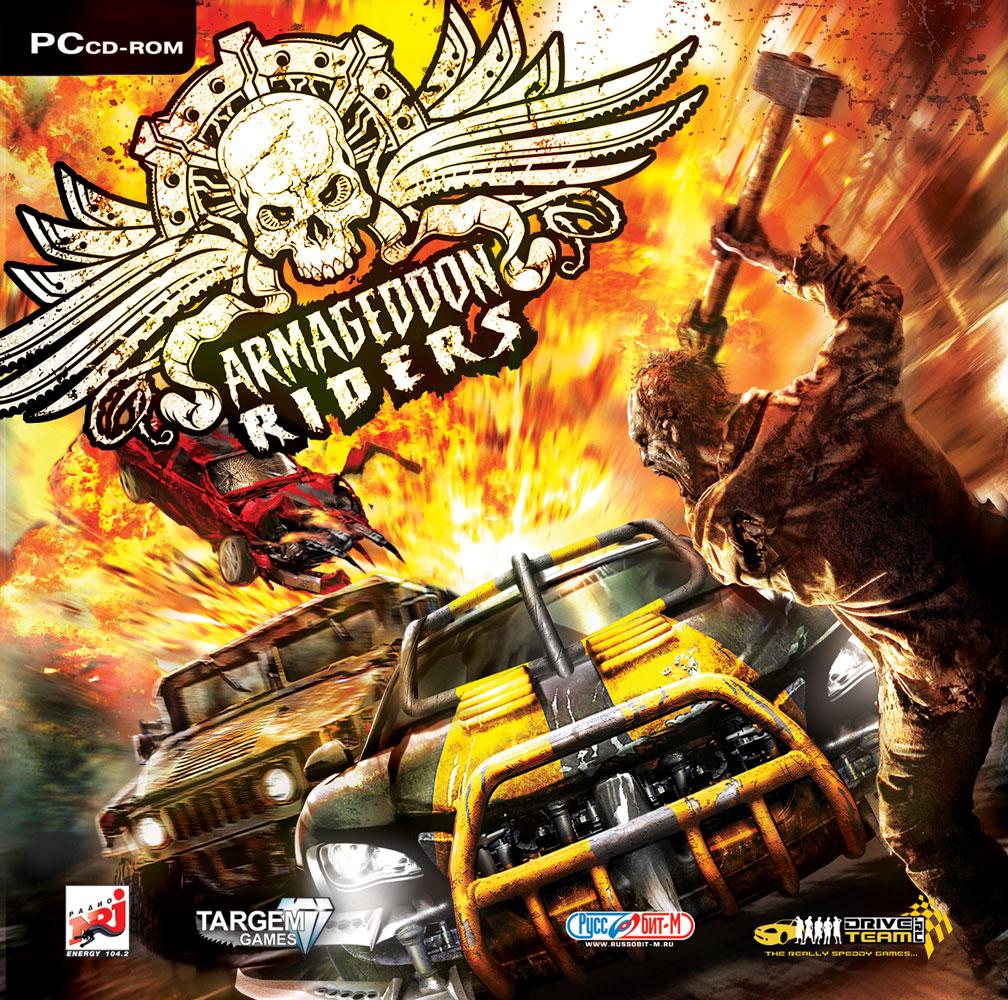 Armageddon Riders (2009) RePack