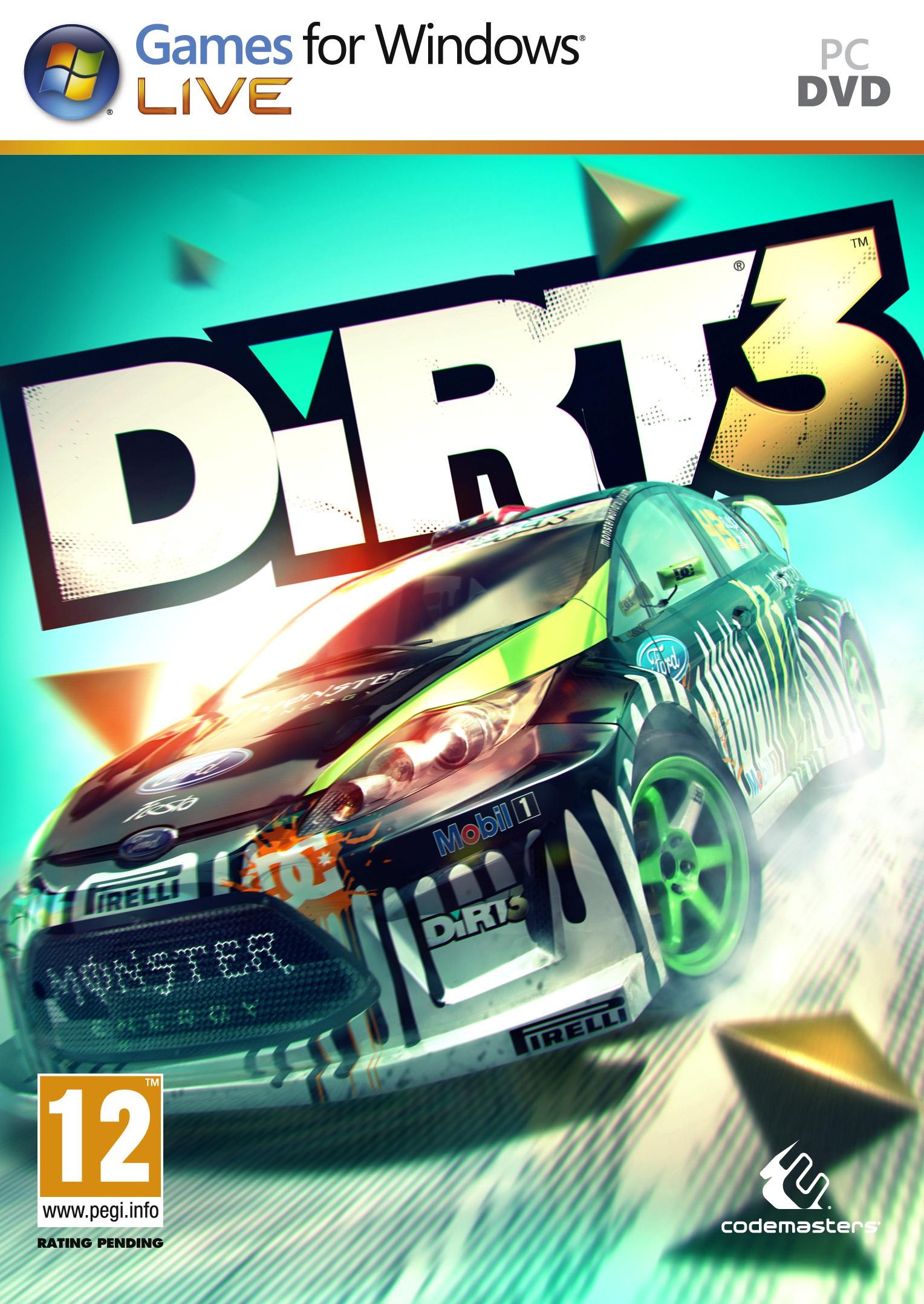 DiRT 3 (2012) RePack