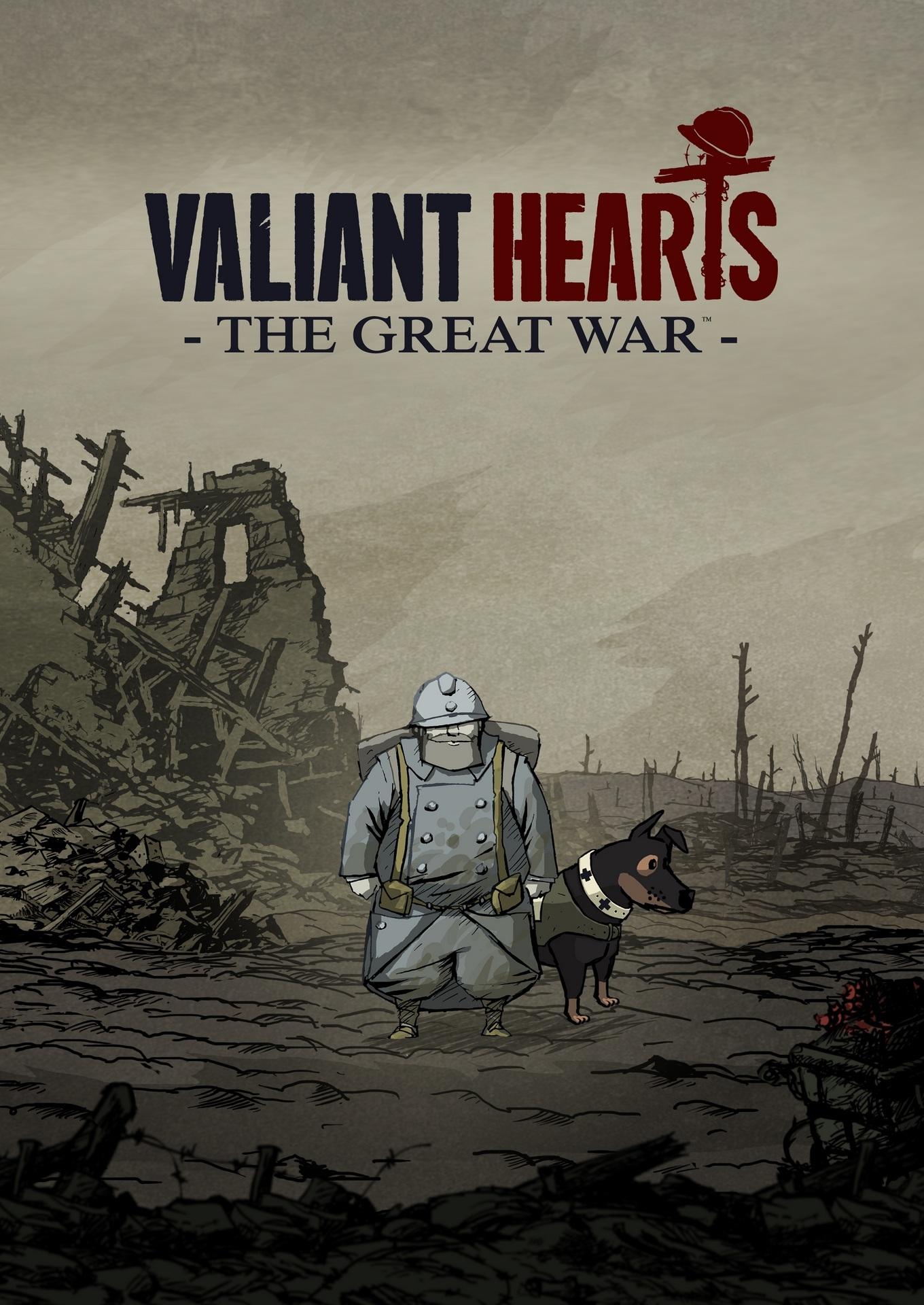 Valiant Hearts (2014) RePack