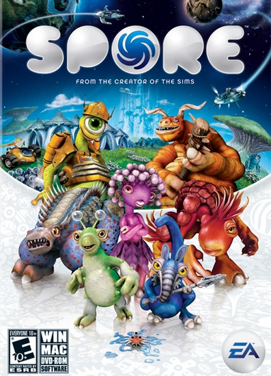 Spore: Complete Edition (2009) RePack