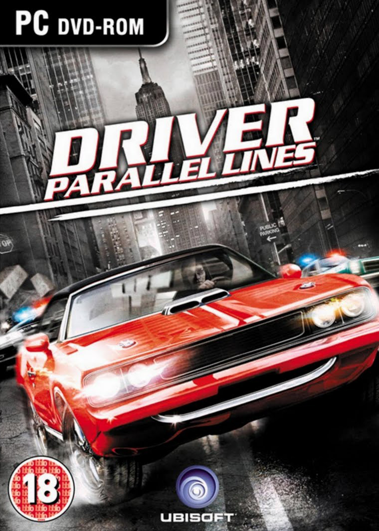 Driver: Parallel Lines (2007) RePack