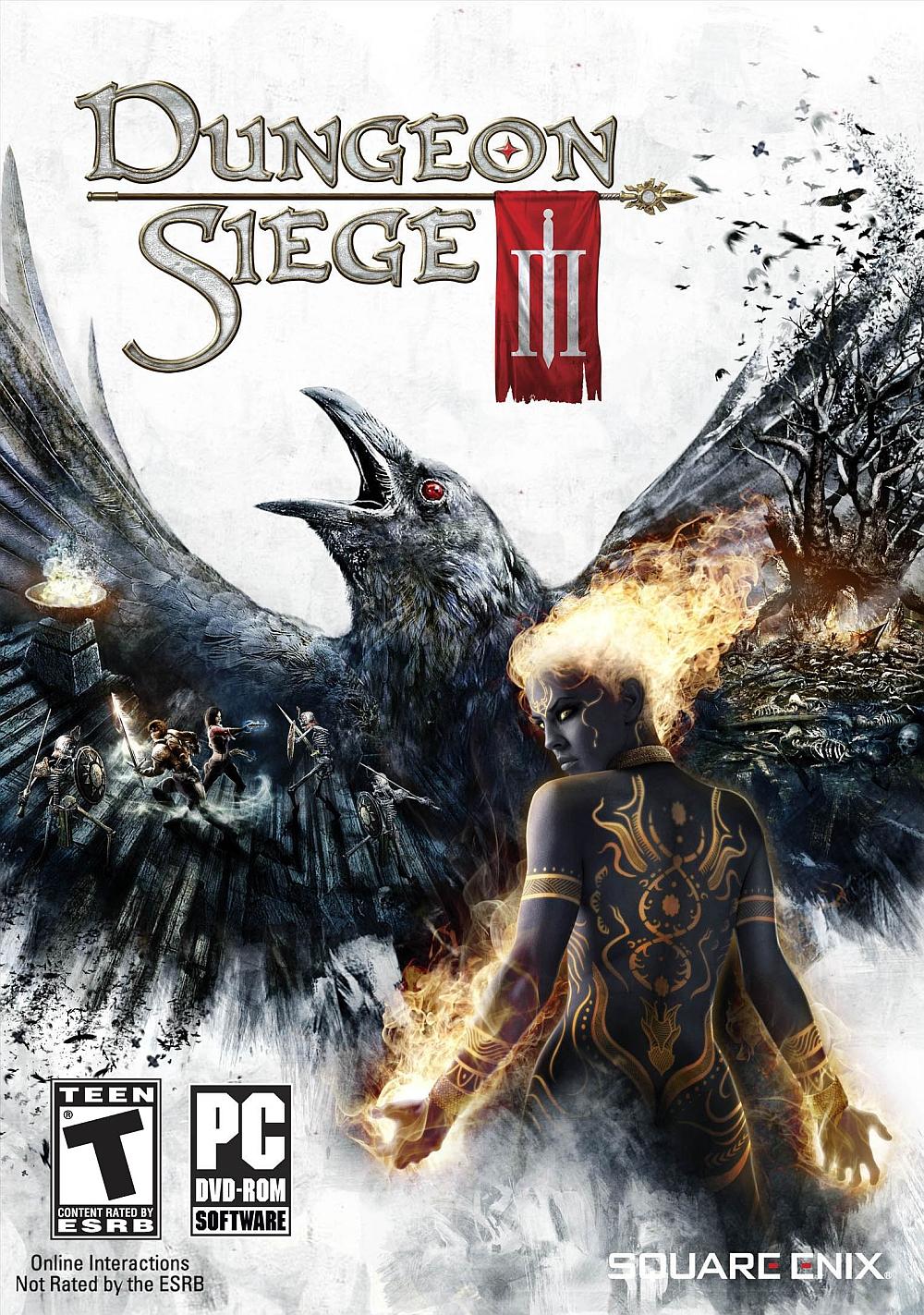 Dungeon Siege 3 (2011) RePack