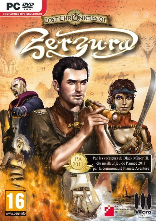 The Lost Chronicles of Zerzura (2012) RePack