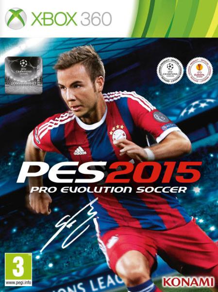 Pro Evolution Soccer 2015 (XBOX360)