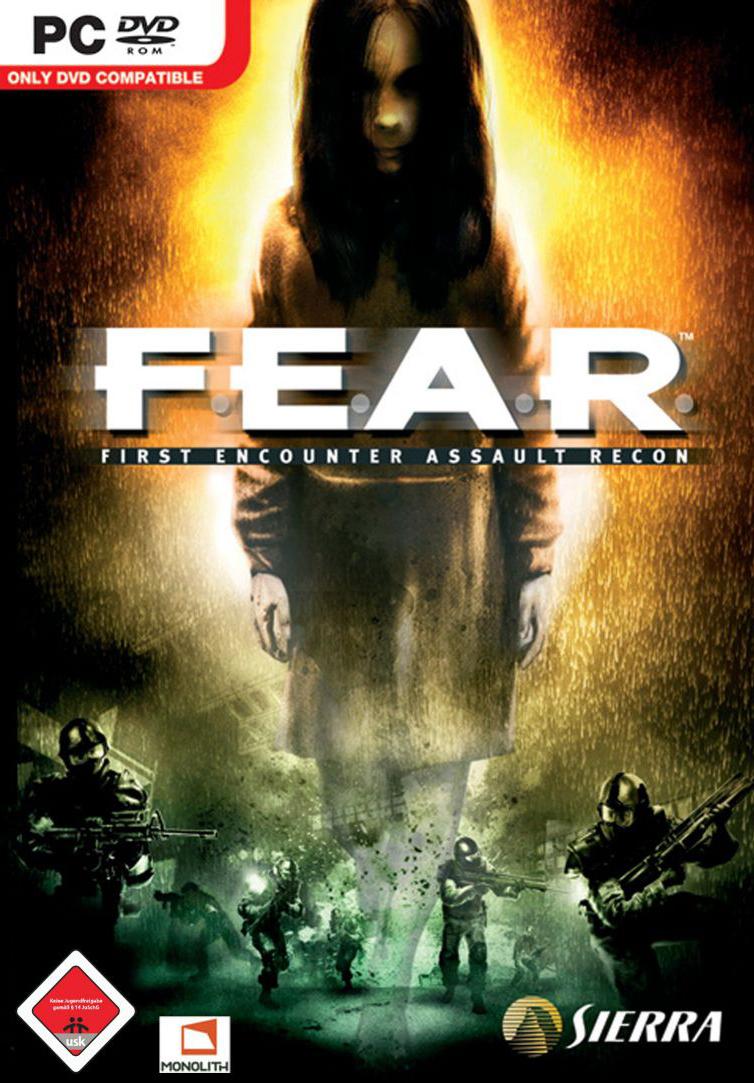 F.E.A.R. (2005) RePack