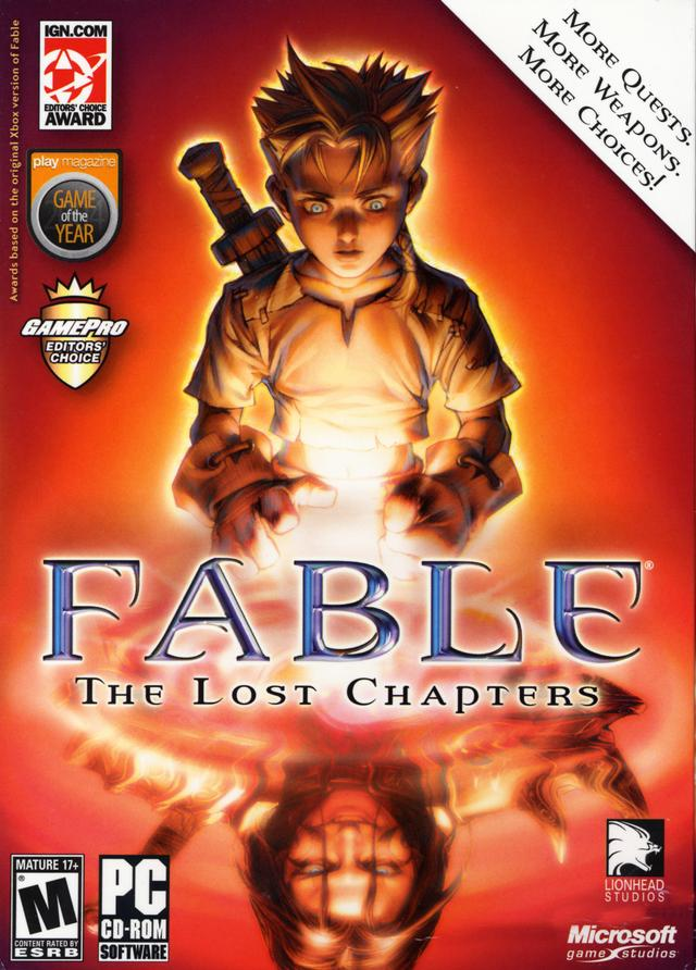Fable The Lost Chapters (2005) RePack