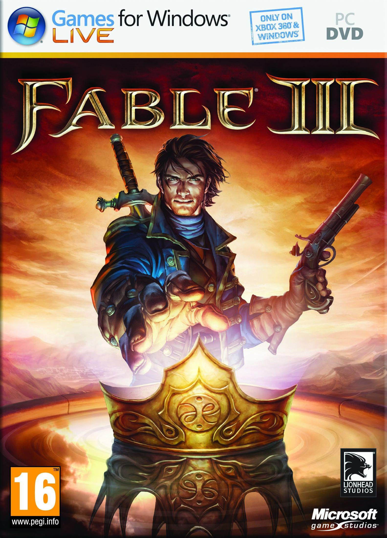 Fable 3 (2011) RePack