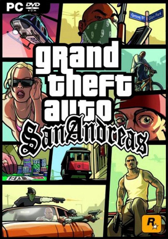 Grand Theft Auto: San Andreas (2005)