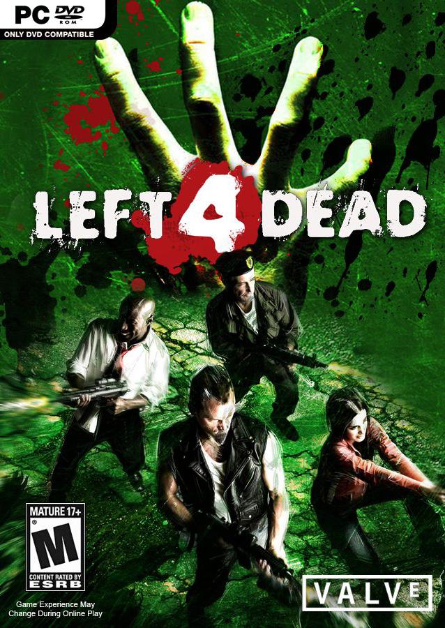 Left 4 Dead (2008) RePack