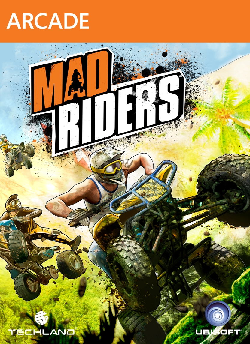 Mad Riders (2012) RePack