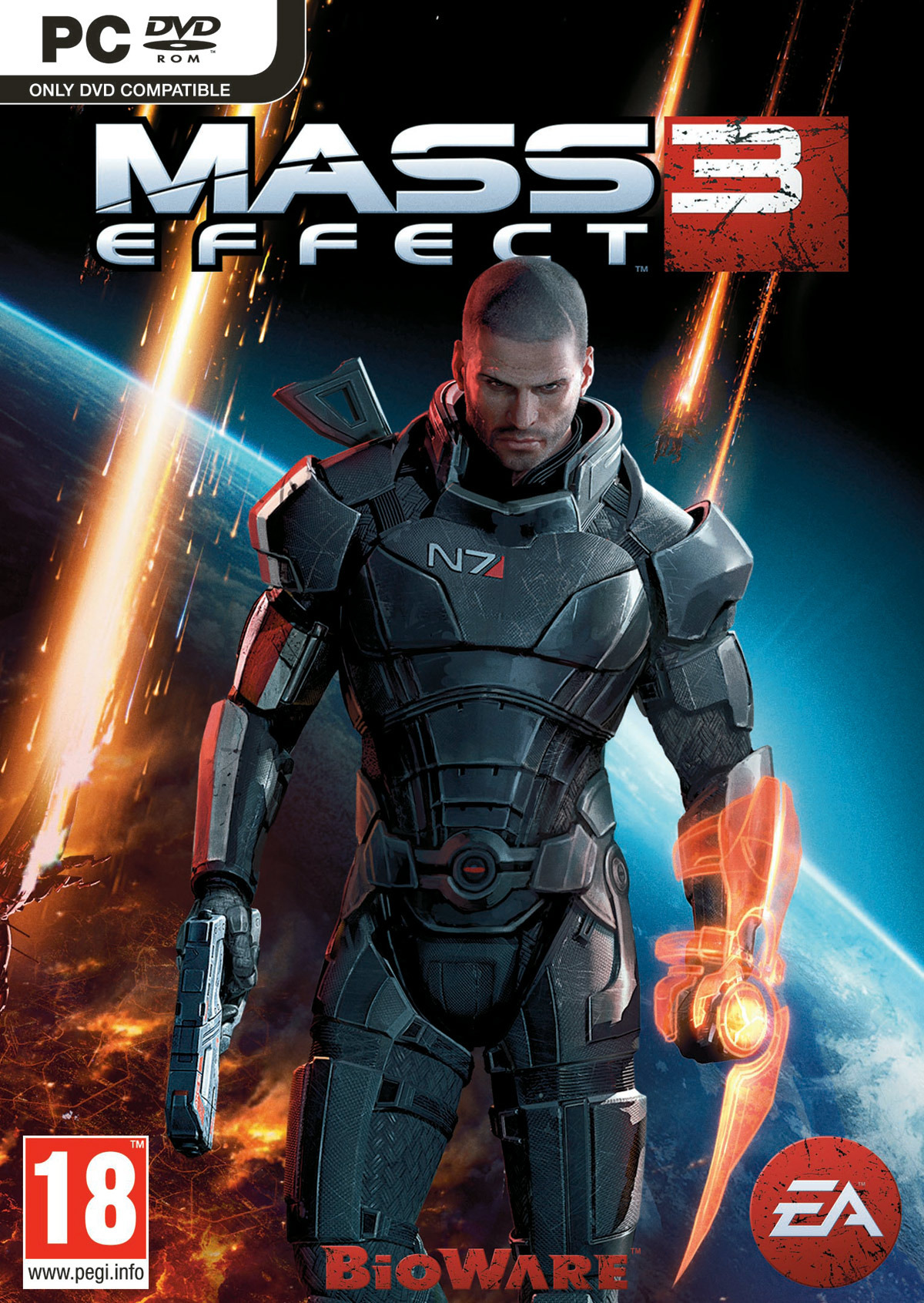 Mass Effect 3: Digital Deluxe Edition (2012) RePack