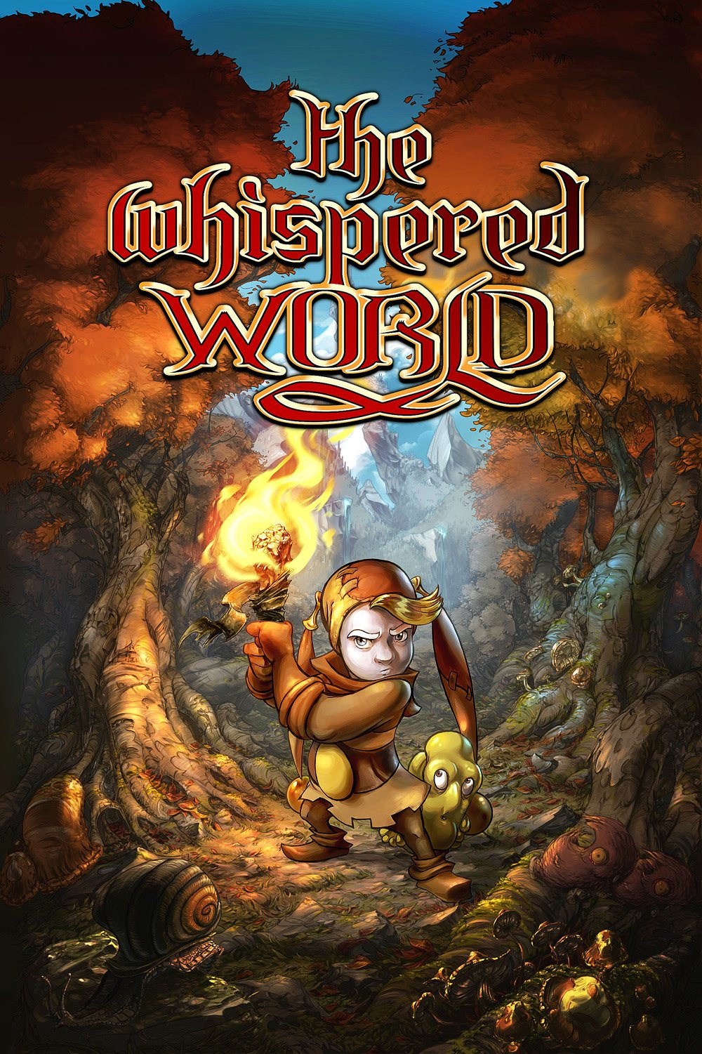 The Whispered World Special Edition (2014) RePack