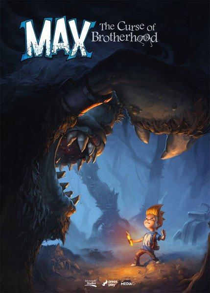 Max The Curse of Brotherhood (2014) RePack