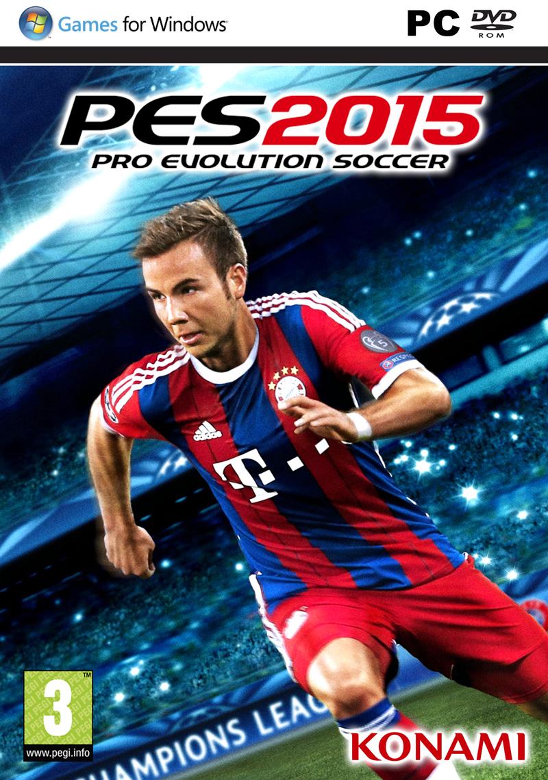Pro Evolution Soccer 2015 (2014) RePack