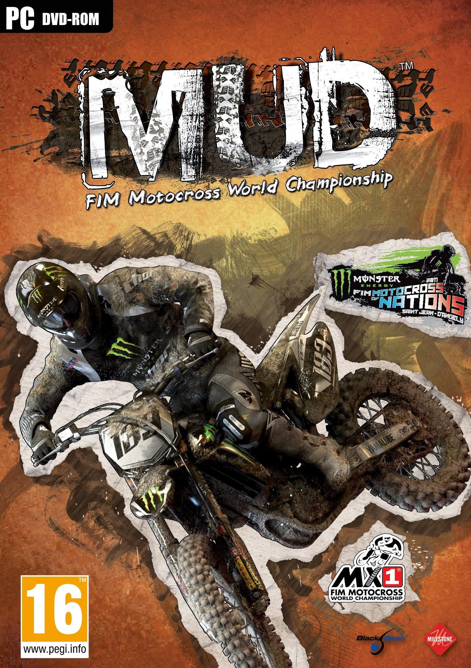 MUD FIM Motocross World Championship (2012) RePack