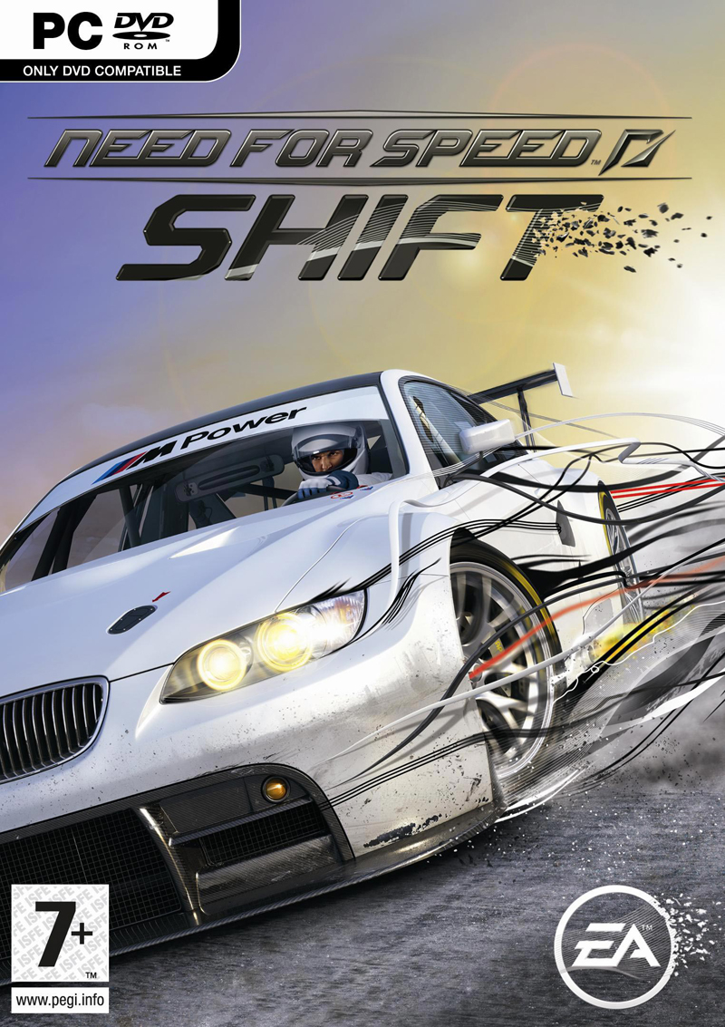 Need for Speed: Shift (2009) RePack