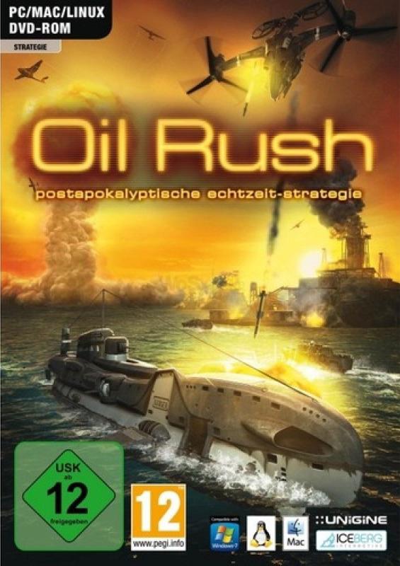 Oil Rush (2012) RePack