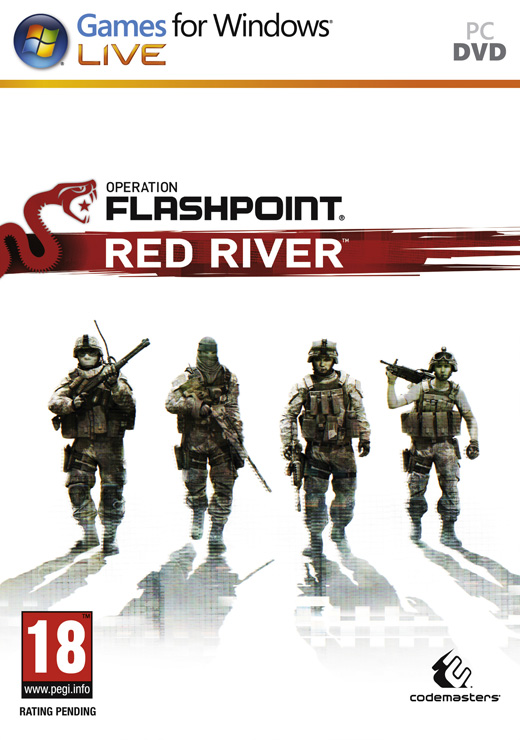 Operation Flashpoint: Red River (2011) RePack