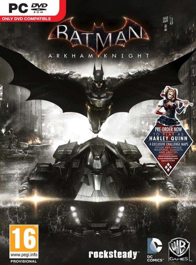 Batman: Arkham Knight Premium Edition (2015)