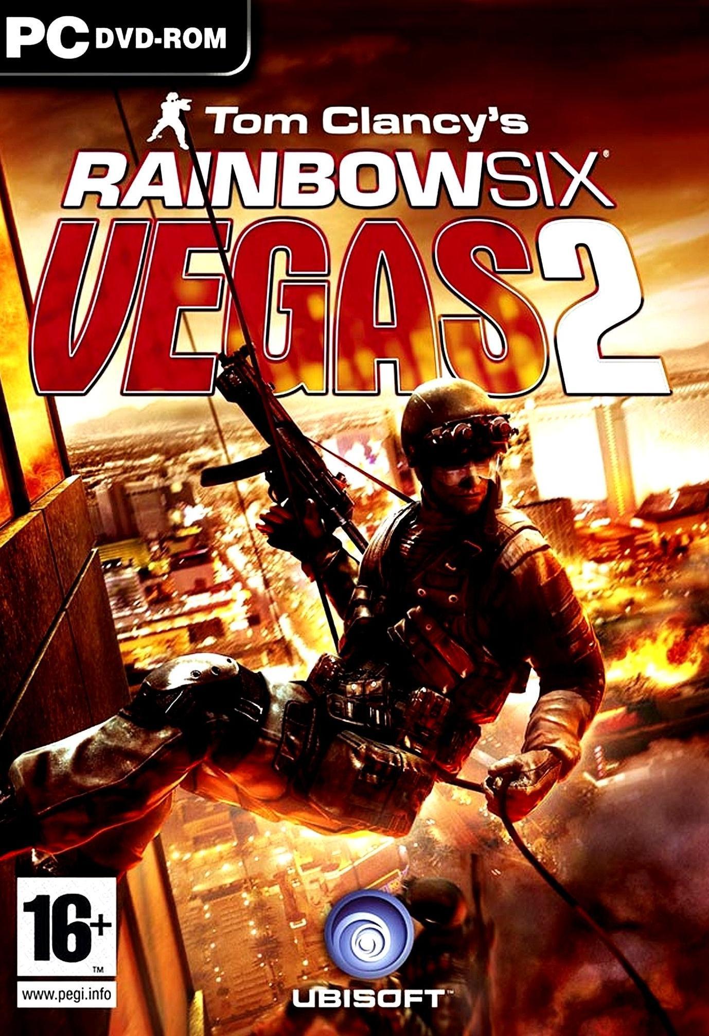 Tom Clancy's Rainbow Six: Vegas 2 (2008) RePack