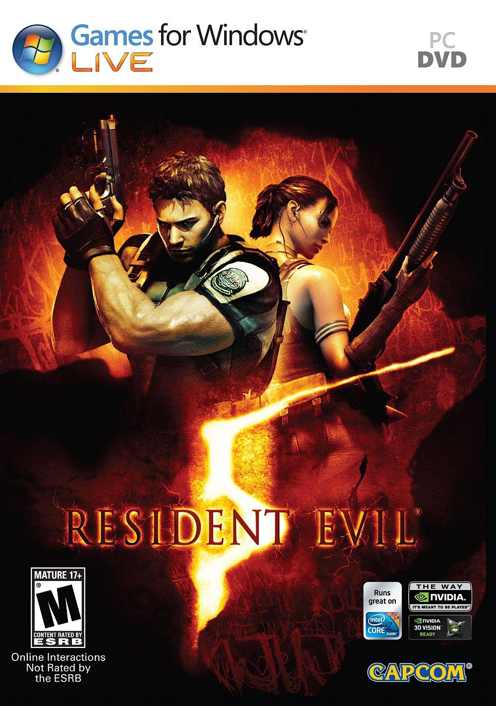 Resident Evil 5 (2009) RePack
