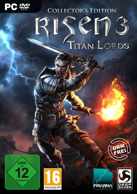 Risen 3 Titan Lords (2014) RePack