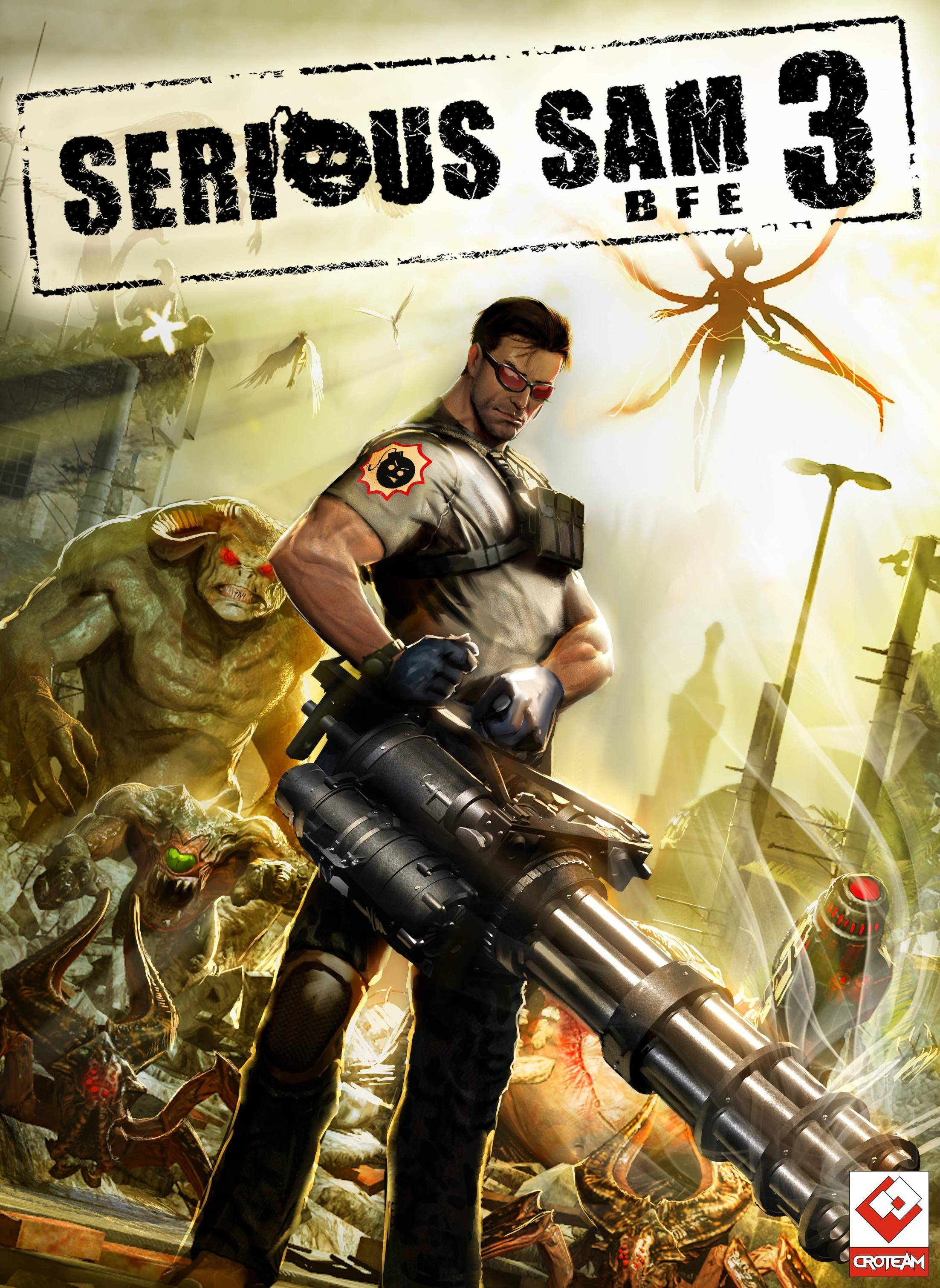 Serious Sam 3: BFE. Deluxe Edition (2011) RePack