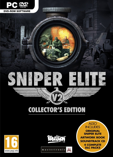 Sniper Elite V2 (2012) RIP