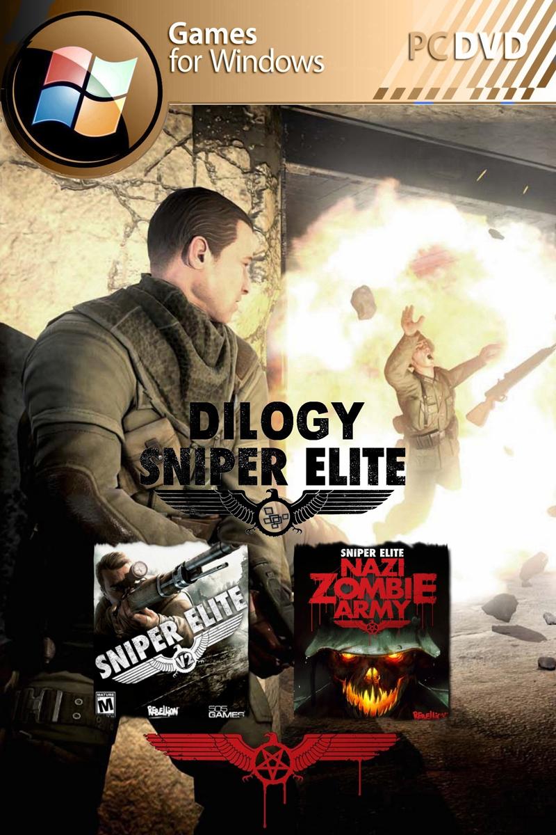 Sniper Elite Антология (2005-2013) RePack