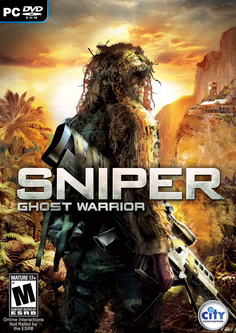 Sniper: Ghost Warrior Gold Edition (2010) RePack