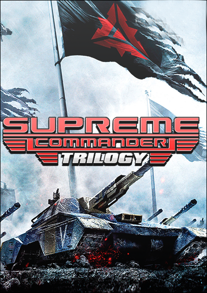 Supreme Commander: Антология (2007-2010) RePack