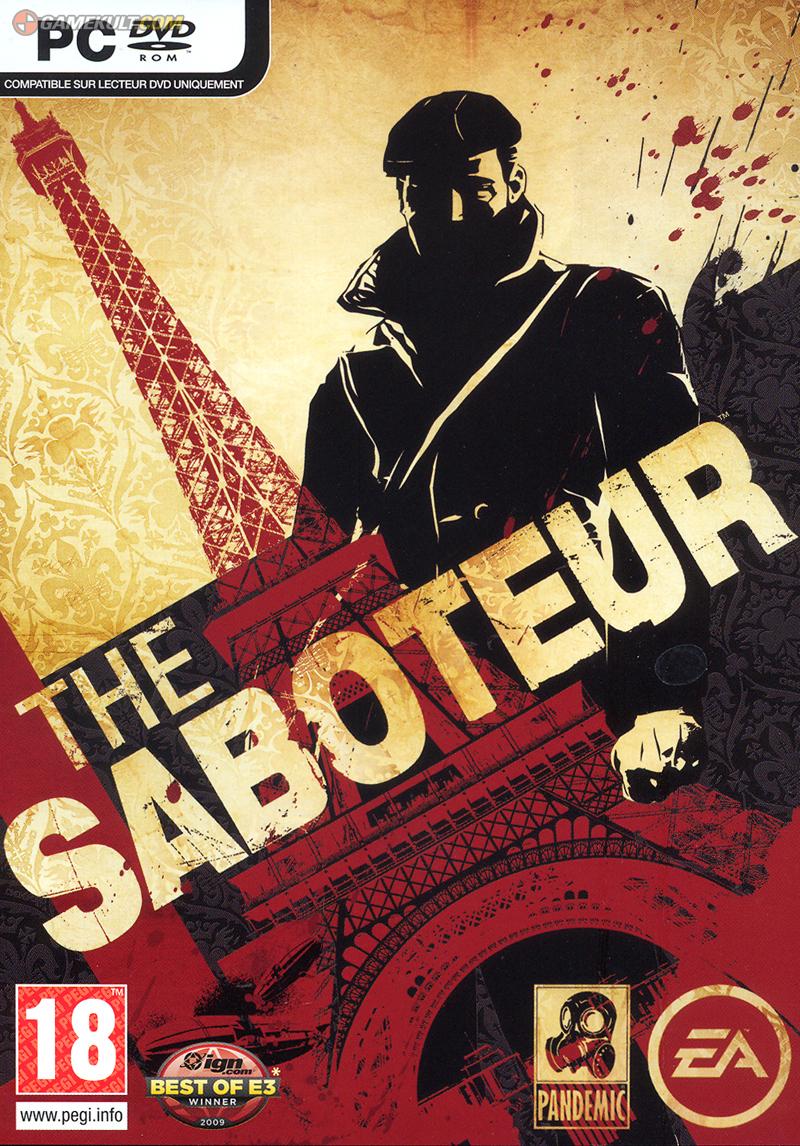 The Saboteur (2009) RePack