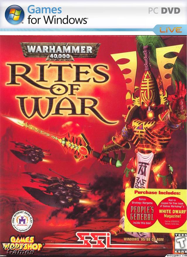 Warhammer 40,000: Rites of War (1999) RePack