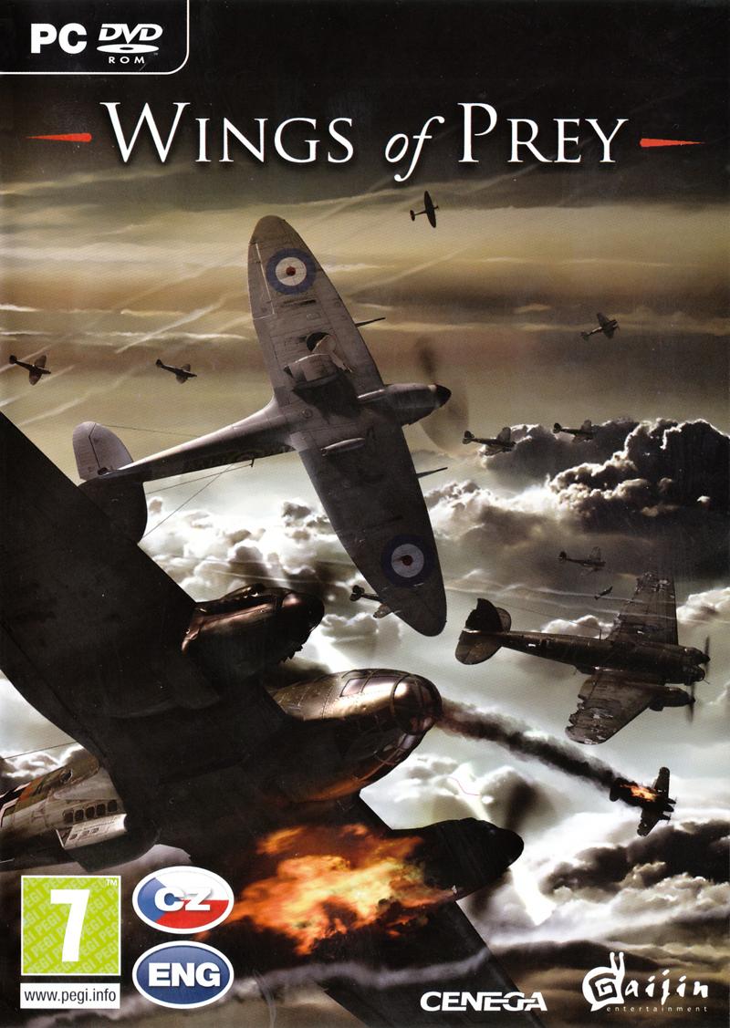 Wings of Prey Collectors Edition (2011) RePack