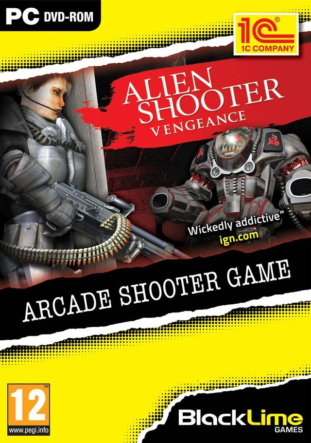 Alien Shooter Collection (2003-2011)