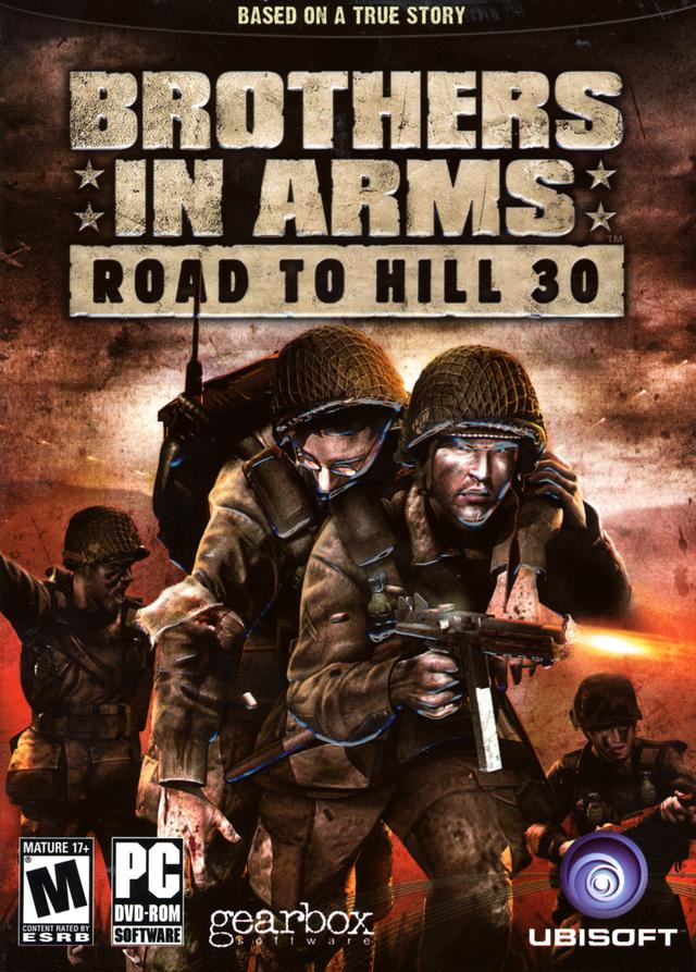 Brothers in Arms: Road to Hill 30 (2005) RePack