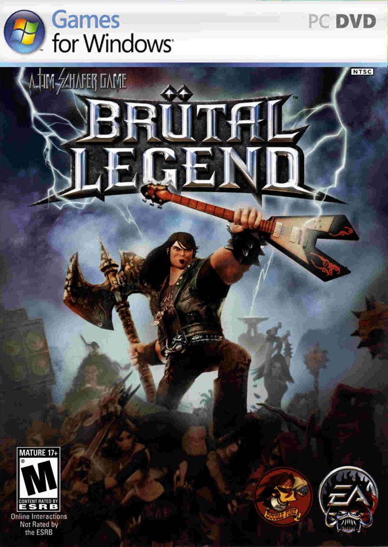 Brutal Legend (2013) RePack