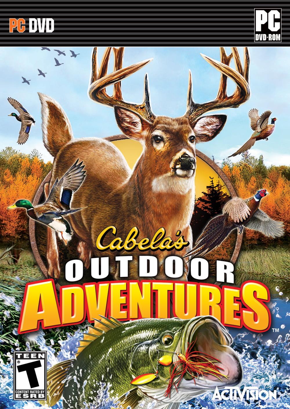 Cabela's Outdoor Adventures (2009) RePack