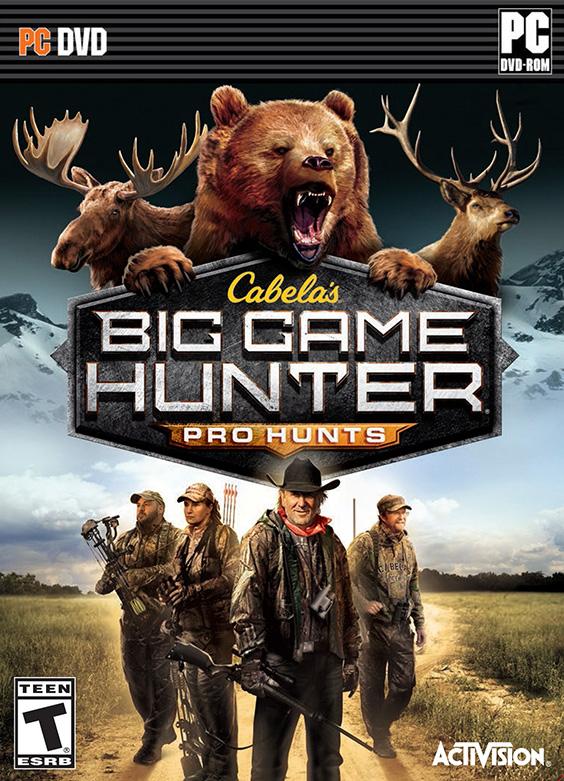Cabela's Big Game Hunter: Pro Hunts (2014)