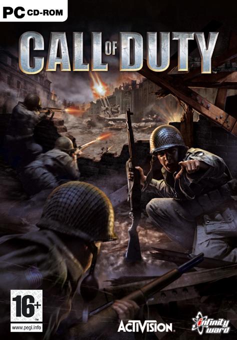 Call of Duty Золотое издание (2003) RePack